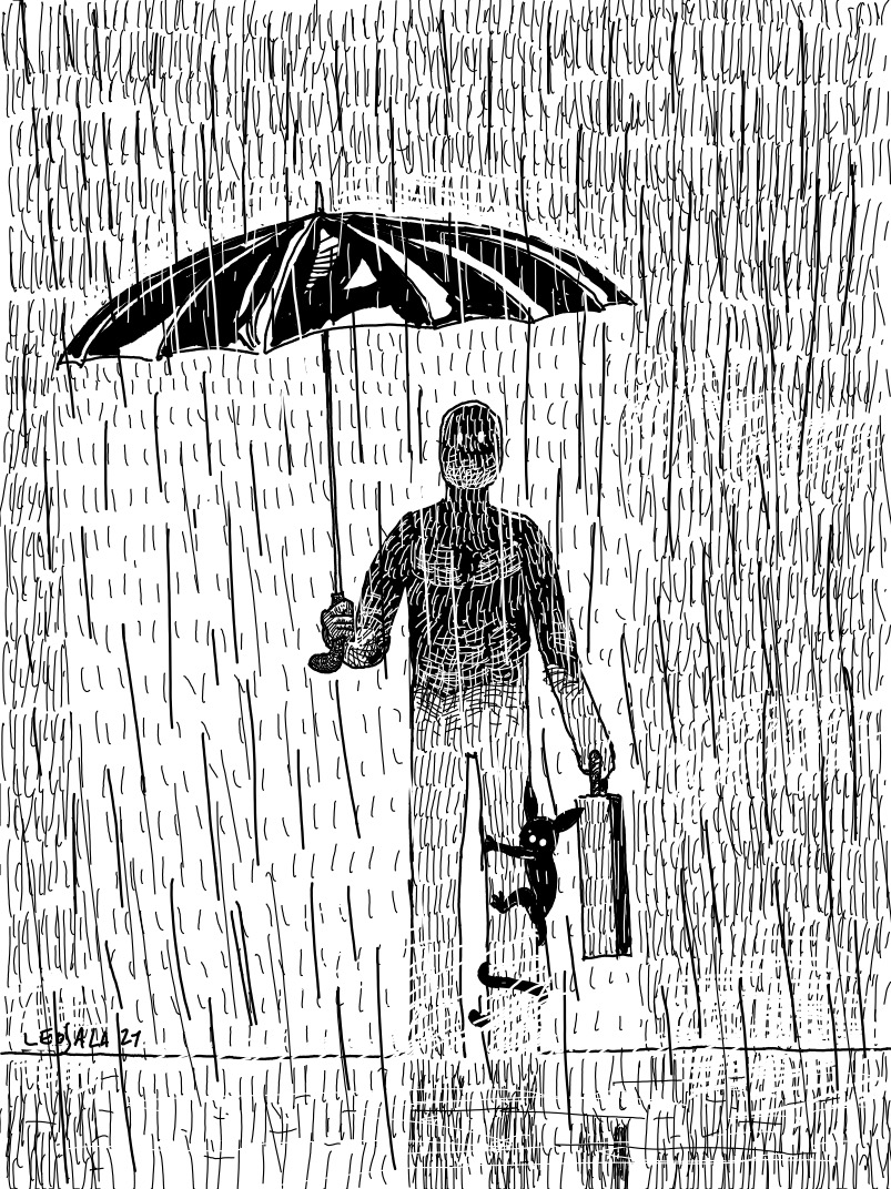 Mannequin 11 - Rainy
